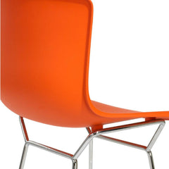 Bertoai Molded Shell Side Chair by Knoll