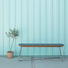 Skagerak Lilium Bench by Bjarke Ingels Group