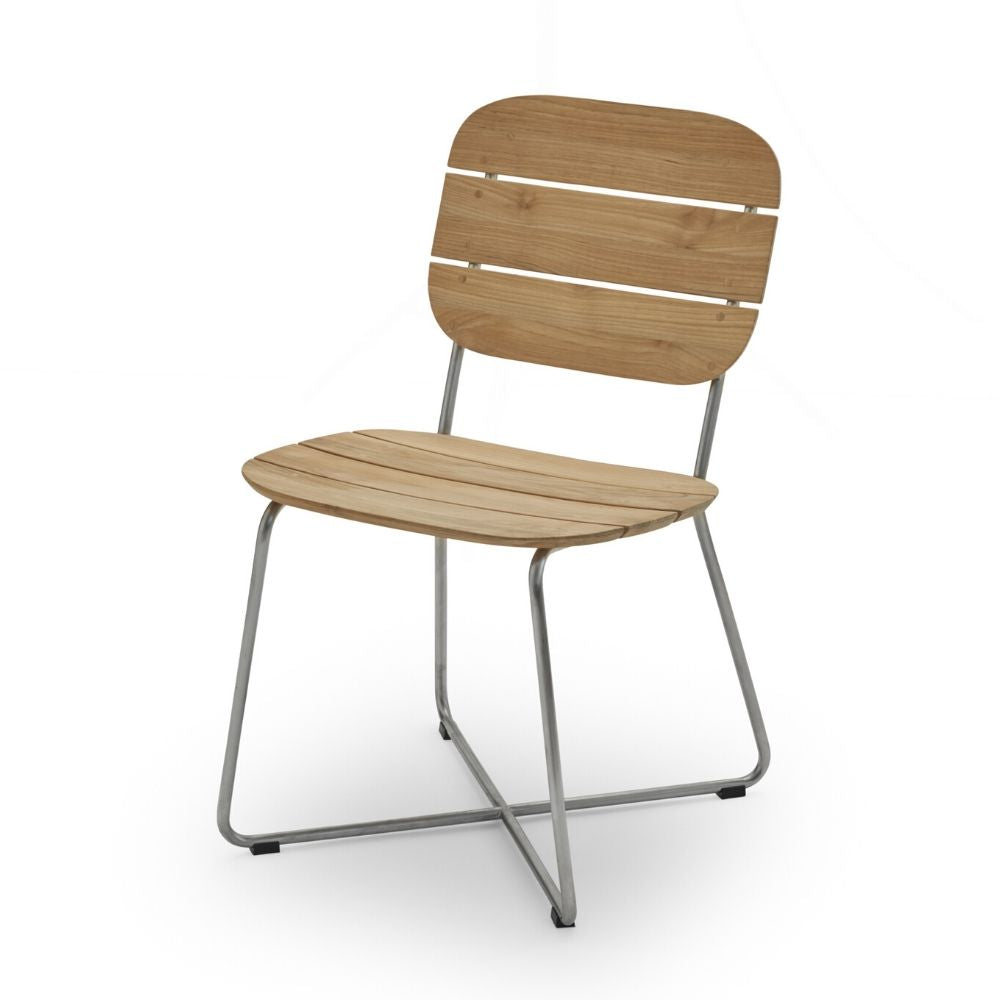 Skagerak Lilium Chair by Bjarke Ingels Group