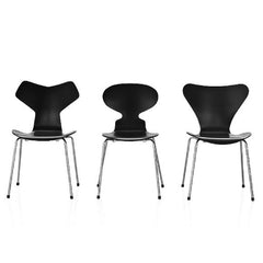 Grand Prix Ant and Series 7 Chairs by Arne Jacobsen for Fritz Hansen