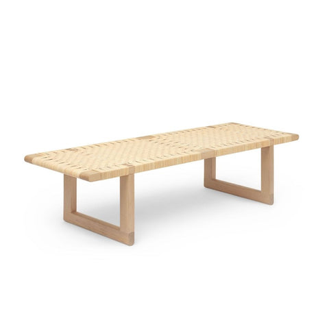 BM0488 Caned Table Bench