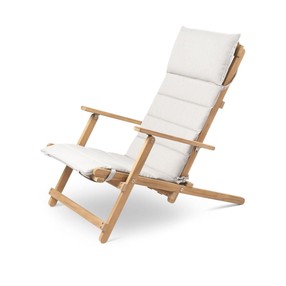 Borge Mogensen BM5568 Deck Chair by Carl Hansen & Son