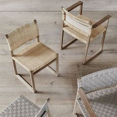 BM61 & BM62 Chair Collection by Børge Mogensen for Fredericia