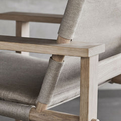 The Canvas Chair by Børge Mogensen for Fredericia