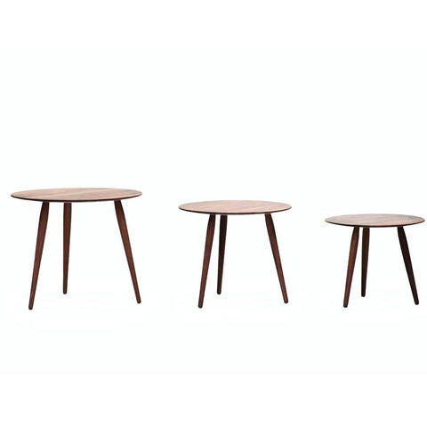 bruunmunch PLAY Round Side Tables