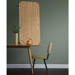 bruunmunch PLAY Lamé Dinner Table in Oak styled with PLAY coffee table
