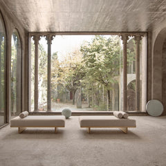 Carl Hansen BM0865 Daybeds by Borge Mogensen in situ