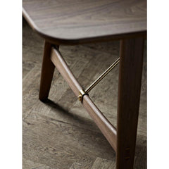 Carl Hansen and Son Borge Mogenson Hunting Table Detail