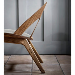 Borge Mogensen Contour Chair Side Detail Carl Hansen and Son