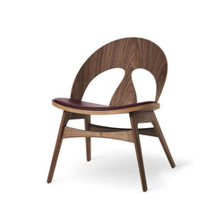 Borge Mogensen Contour Chair Walnut