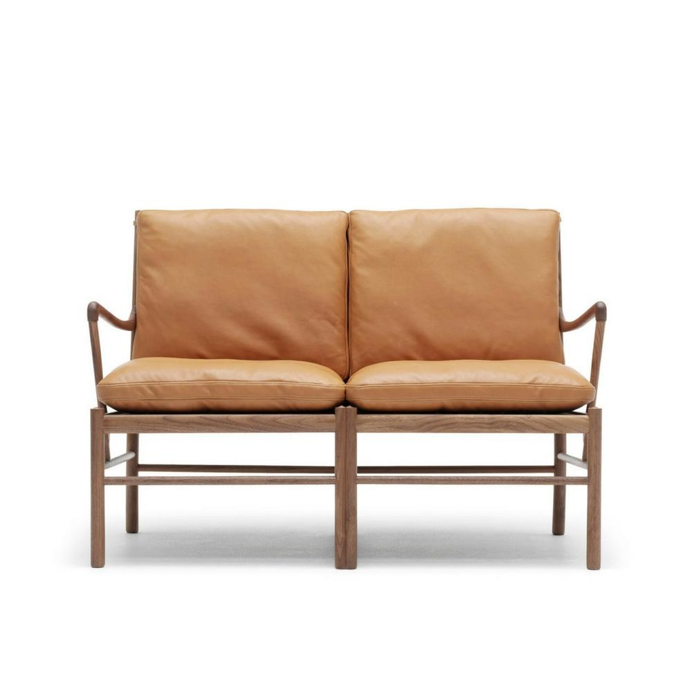 Ole Wanscher Colonial Sofa by Carl Hansen and Son