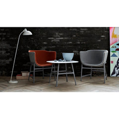 Cecilie Manz CM300 Minuscule White Table Chair Fritz Hansen