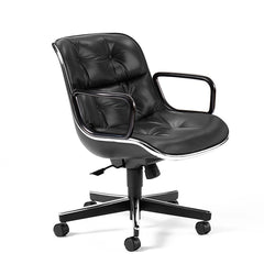 Knoll Charles Pollock Executive Arm Chair