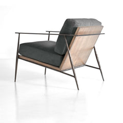 Charleston Forge Emmitt Lounge Chair Back