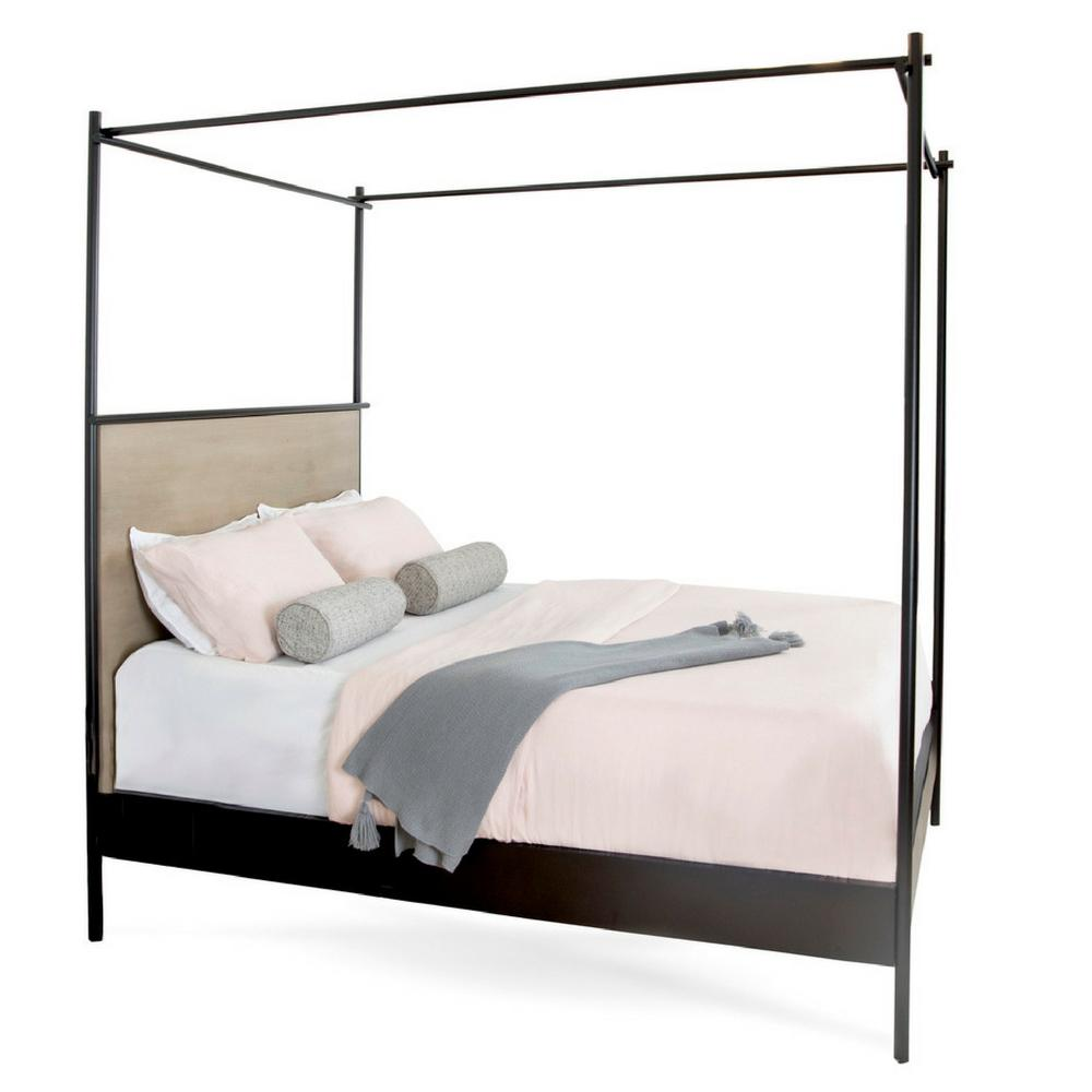 - Charleston Forge Collins Canopy Bed Palette & Parlor Modern Design