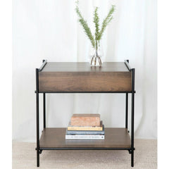 Charleston Forge Katy Skelton Nightstand Charged