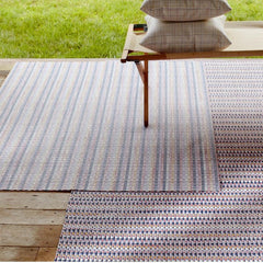 Chilewich Heddle Floormats Outdoors