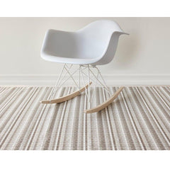 Chilewich Heddle Floormat Pebble Styled