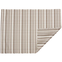 Chilewich Heddle Floor Mat Pebble