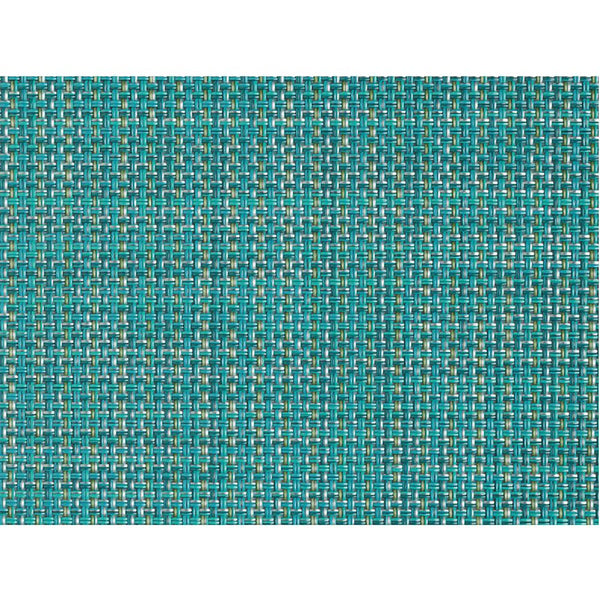 Chilewich Mini Basketweave Woven Floor Mat Palette