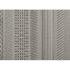Chilewich Mixed Weave Floor Mat in Topaz