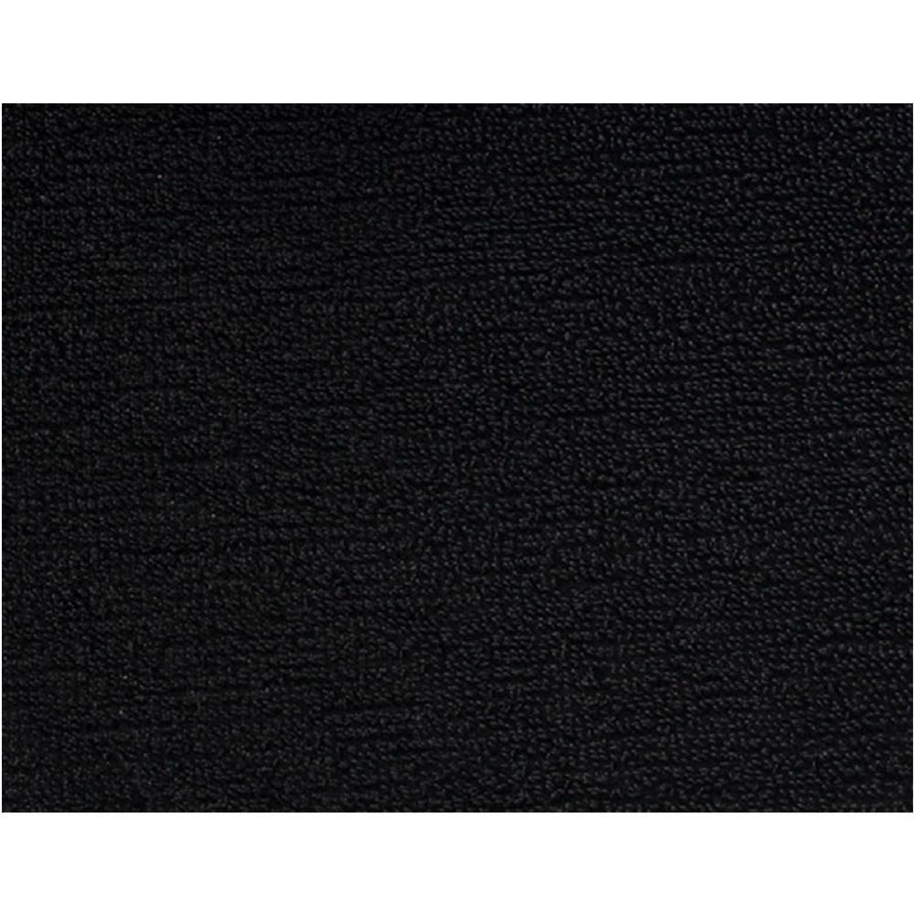Chilewich Solid Shag Floor Mat in Black