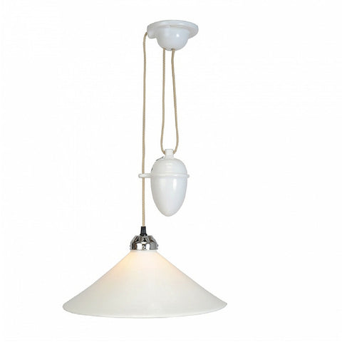 Cobb Rise & Fall Large Pendant Light