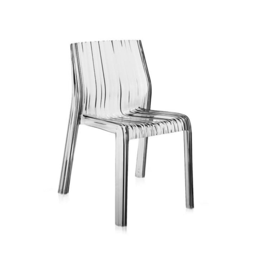 Kartell Frilly Chair by Patricia Urquiola