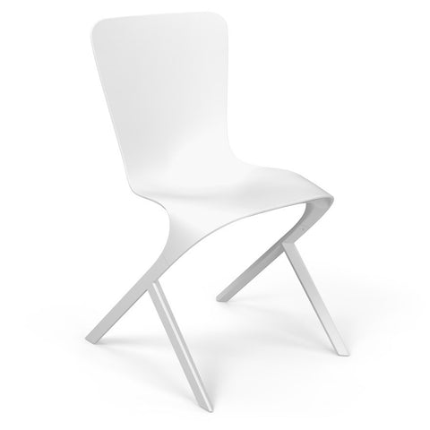 David Adjaye Washington Skin Nylon Side Chair