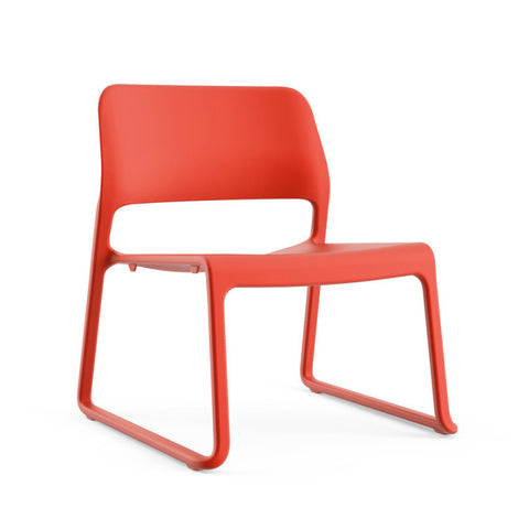 Don Chadwick Spark Stacking Lounge Chair