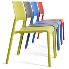 Don Chadwick Spark Side Chair Colors Diagonal