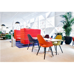 Charles Eames & Eero Saarinen Organic Conference Chair Victoria Tower Hotel Vitra Palette & Parlor