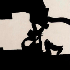 Eduardo Chillida Collage Rug Detail by Nani Marquina