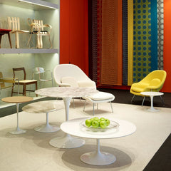 Eero Saarinen Pedestal Tables Knoll Design Shop NYC