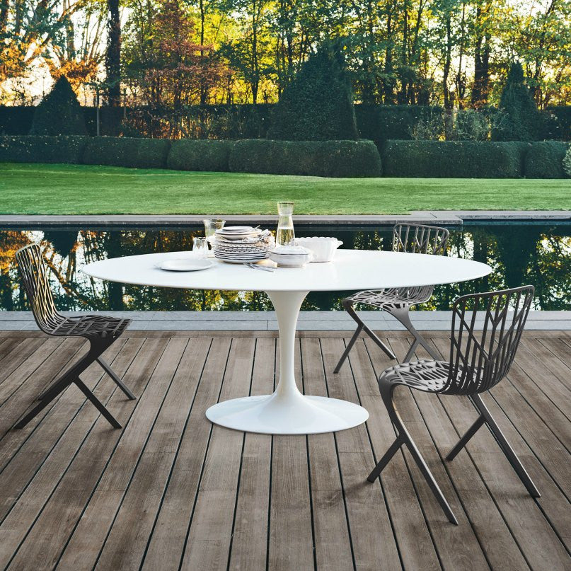 Saarinen Outdoor Tables Knoll Modern Furniture