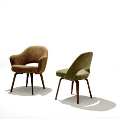 Saarinen Executive Chairs in Knoll Luxe