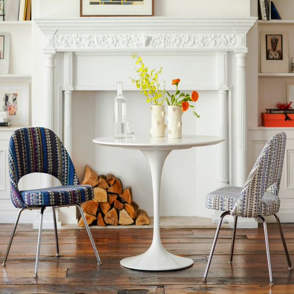 Knoll Saarinen Dining Table Round Palette Amp Parlor