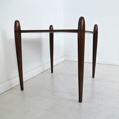 Vaeske Side Table Walnut Enkle Designs
