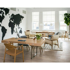 EOOS Embrace Lounge Chairs in Carl Hansen New York Showroom