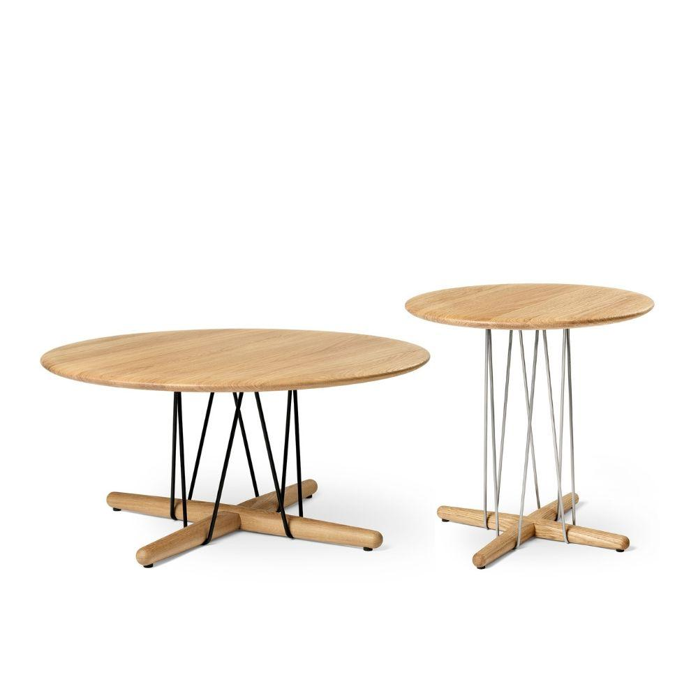 Carl Hansen E021 EOOS Embrace Lounge Tables
