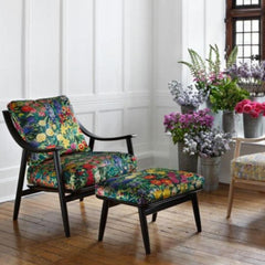 ercol Marino Chair in Liberty Velvet Floral