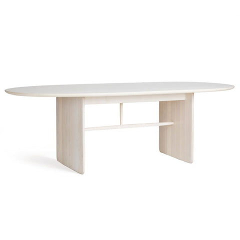 ercol Norm Architects Pennon Dining Table - Ash