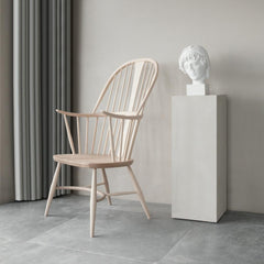 ercol Originals Chairmakers Chair in situ