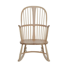 ercol Originals Chairmakers Rocking Chair Front