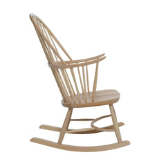 ercol Originals Chairmakers Rocking Chair Side