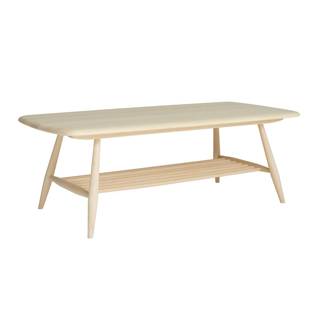 ercol Originals Coffee Table Natural Ash