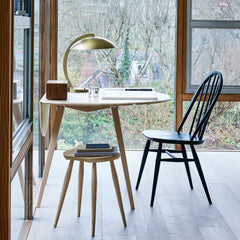 Ercol Windsor Chair with Dropleaf Table