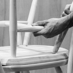 ercol Originals Furniture Maker's Hands
