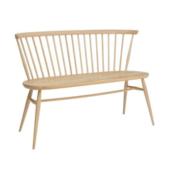 ercol Originals Loveseat Natural Ash