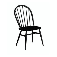 ercol Originals Windsor Dining Chair Black 1877